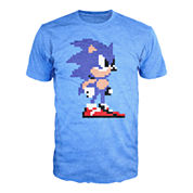 Pixelated Sonic™ Tee