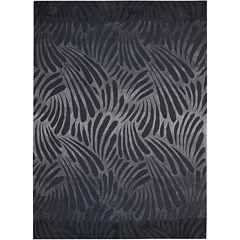Nourison® Sea Swept Waves Rectangular Rug