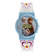 Disney Frozen Kids Musical Strap Watch