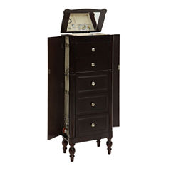 Hives and Honey Jennifer Jewelry Armoire
