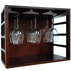 Epicureanist™ Stackable Wine Glass Rack