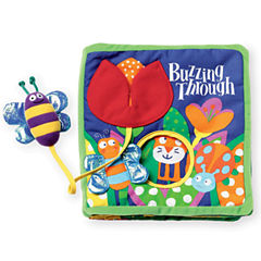 Buzzing Through Soft Activity Book Center