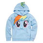 My Little Pony Girls Hoodie-Big Kid