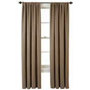 Home Expressions™ Cassidy Room-Darkening Rod-Pocket Curtain Panel