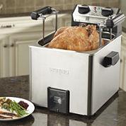 Waring Pro® Rotisserie Turkey Fryer