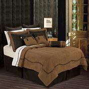 HiEnd Accents Barbwire Comforter Set & Accessories