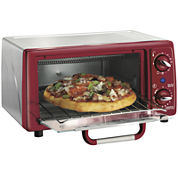 Hamilton Beach® 4-Slice Toaster Oven/Broiler