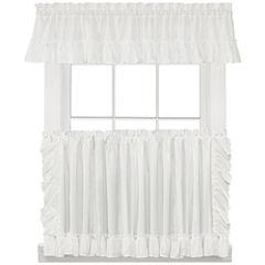 Sarah Cape Cod Kitchen Curtains