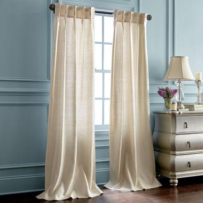 Royal Velvet® Supreme Pinch Pleat/Back Tab Window Treatments