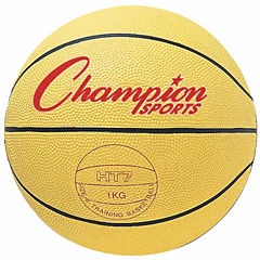Champion Sports Weighted 2lb Trainer Basketball