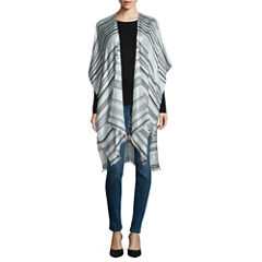 Metalic Multi Stripe Wrap