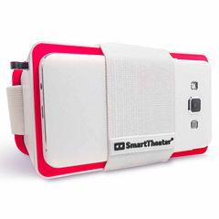 Smart Theater VR Headset White