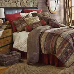 HiEnd Accents Sierra Comforter Set & Accessories