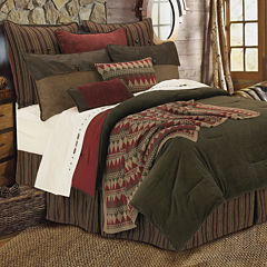 HiEnd Accents Wilderness Ridge Comforter Set & Accessories