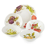 JCPenney Home™ Veggies 5-pc. Pasta Serving Set