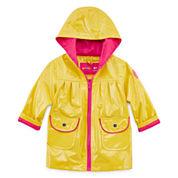 Wippette Hooded Rain Jacket - Preschool Girls 4-6x