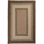 Colonial Mills® Sausalito Reversible Braided Indoor/Outdoor Rectangular Rug