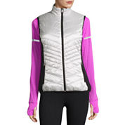 Xersion™  Long Sleeve Crew Neck T-Shirt, Puffer Vest, or Jersey Workout Pants