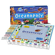 Ocean-Opoly Board Game