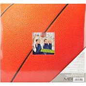 Sport & Hobby Postbound Album -Basketball