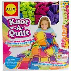 ALEX TOYS® Knot A Quilt Kit