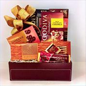 Fifth Avenue Gourmet Godiva Chocolate Gift Set