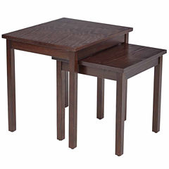 Main Street 2-pc. Nesting End Tables