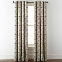 Studio™ Stellar Blackout Grommet-Top Curtain Panel
