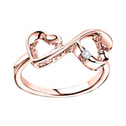 Love Grows™ Diamond-Accent Double Heart Ring