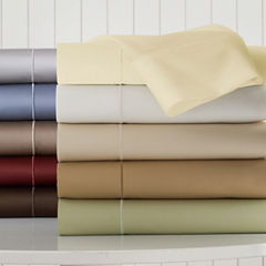 Royal Velvet® 400tc WrinkleGuard™ Sheet Set