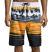 Burnside® Island Hopper Swim Trunks