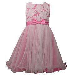 Bonnie Jean Fit & Flare Dress - Big Kid Girls