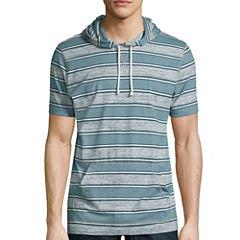 Arizona Short Sleeve Jersey Hoodie