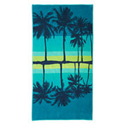 Outdoor Oasis Palm Silhouette 34