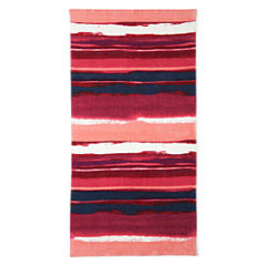 Outdoor Oasis Sunset Stripe 30