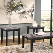 Signature Design by Ashley ® Maysville 3pc Occasional Table Set