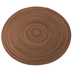 Colonial Mills® Greenbrier Reversible Braided Wool Round Rug