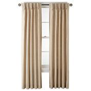 Royal Velvet® Supreme Pinch-Pleat/Back-Tab Window Treatments