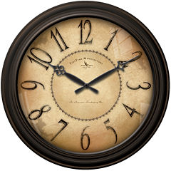FirsTime® Taylor Road Wall Clock