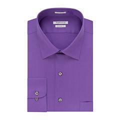 Van Heusen® No-Iron Lux Sateen Dress Shirt - Fitted
