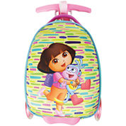 Nickelodeon Dora Scootie Friends Dora the Explorer Hardside Carry-On Luggage