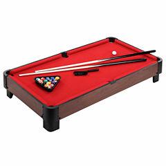 Hathaway Striker 40-In Table Top Pool Table