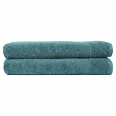 Softesse Kushlon Textured 2-pc. Bathsheet Towel Set