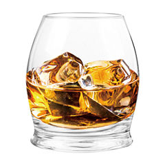 Qualia Glass Bourbon 2-pc. Liqueur Glass