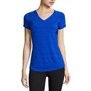 Xersion™ Short-Sleeve Mesh Inset T-Shirt, Track Jacket, or Pattern Jersey Leggings