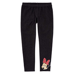 Disney Minnie Mouse Knit Leggings - Toddler Girls