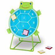 Melissa And Doug Tootle Turtle Target Game