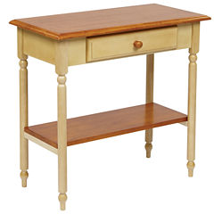 Cunningham 1-Drawer Console Table