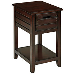 Camille 1-Drawer End Table