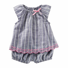 Oshkosh 2-pc. Short Set Baby Girls